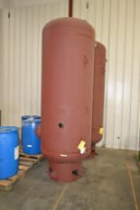 Lot 50 - 3 ft. x 10 ft. (est.) Air Receiver Tank (2014)