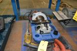 Lot 2 - LOT: Belt Sander, 1/2 in. Electric Drill, 7-1/4 in. Circular Saw, Drill Doctor