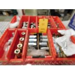 LOT: Assorted Hydraulic Couplers