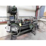 Monarch 8 in. x 32 in. Lathe, with Cross Slide & Tailstock