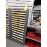 Vidmar 14-Drawer Tooling Cabinet