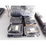 LOT: Seats, Steering Wheel, Air Cushion Units, Mounting Brackets
