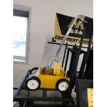 Rustoleum Paint Striping Machine (new)