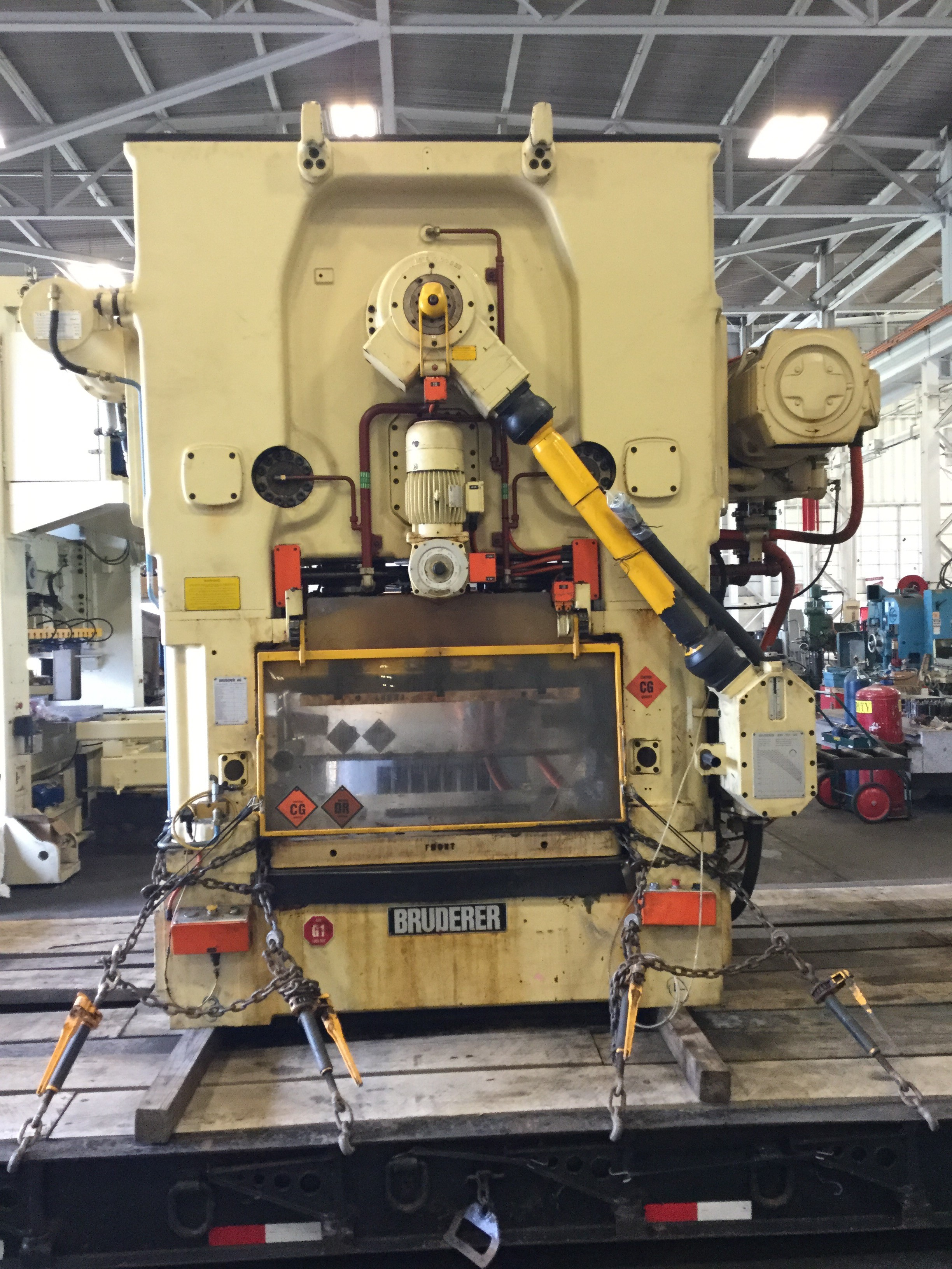Stamping Presses & More - Bethlehem Industries, Inc.