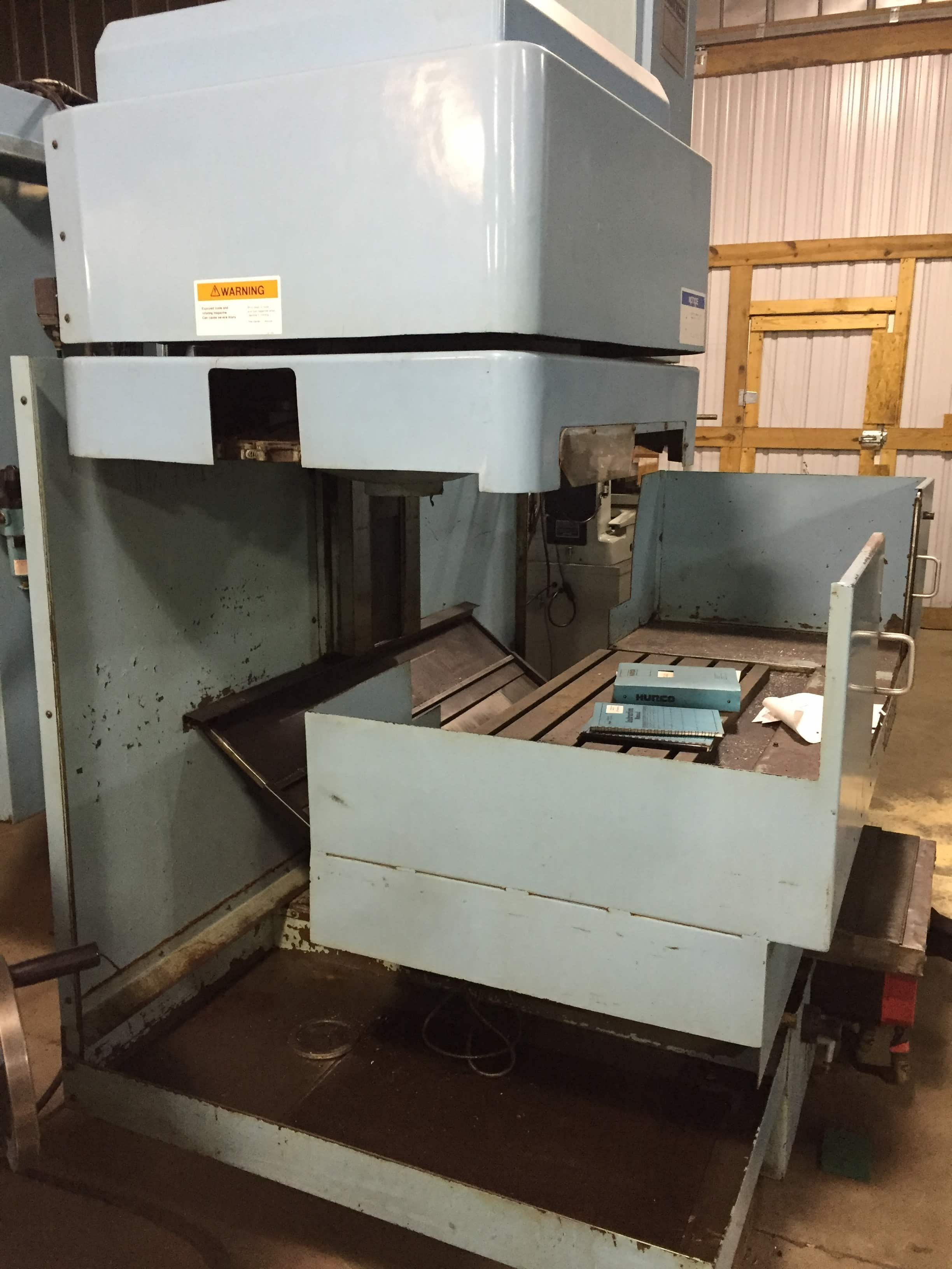 Lot 19 - Hurco BMC30 CNC Vertical Machining Center, S/N BC-8007059-J, New 1989