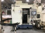 Lot 16 - Fuji Model HM-30T 4-Axis (XYZC) CNC Turning Center lathe, S/N 16421
