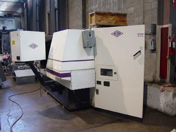 "Lot 14 - 16""x32"" Weldon MDL APG1632 CNC Plain Cylindrical Grinder, S/N 748"