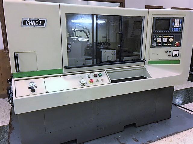 Lot 12 - Hardinge CHNC I Precision CNC Lathe