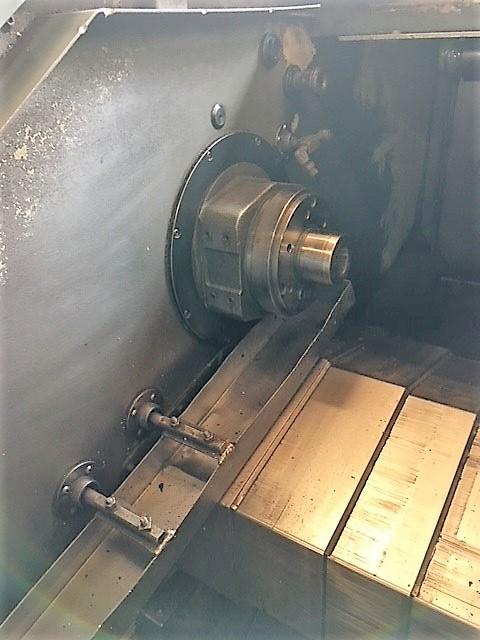 Lot 11 - HARDINGE Conquest GT CNC Gang Tool Lathe