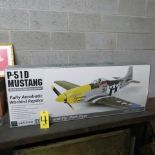 PARKZONE P-51D MUSTANG CHARGE & FLY PARK FLYER