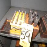 3-SETS STEEL STAMPS