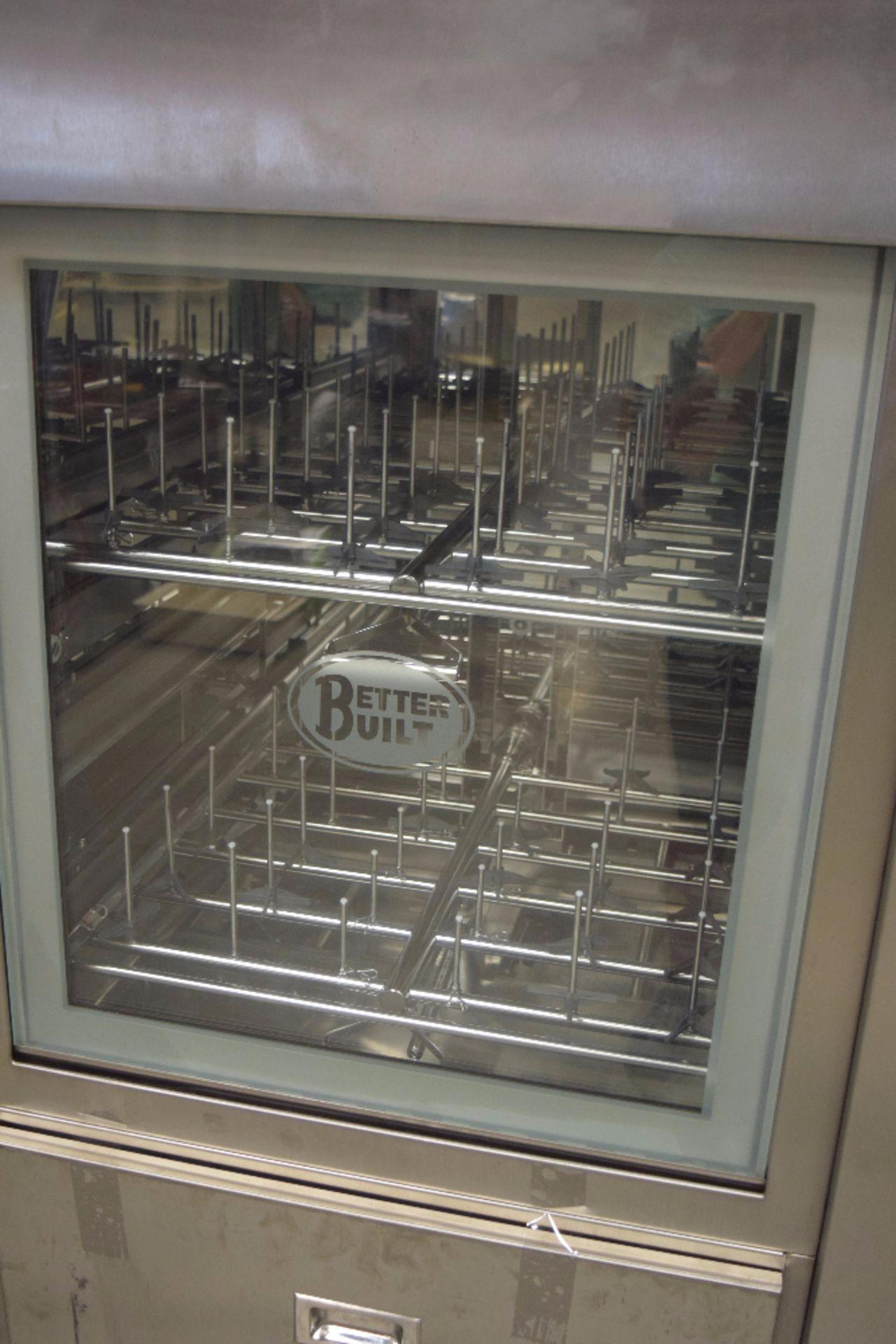 Better Built G403 Multi-Level Glassware Washer - Image 3 of 7