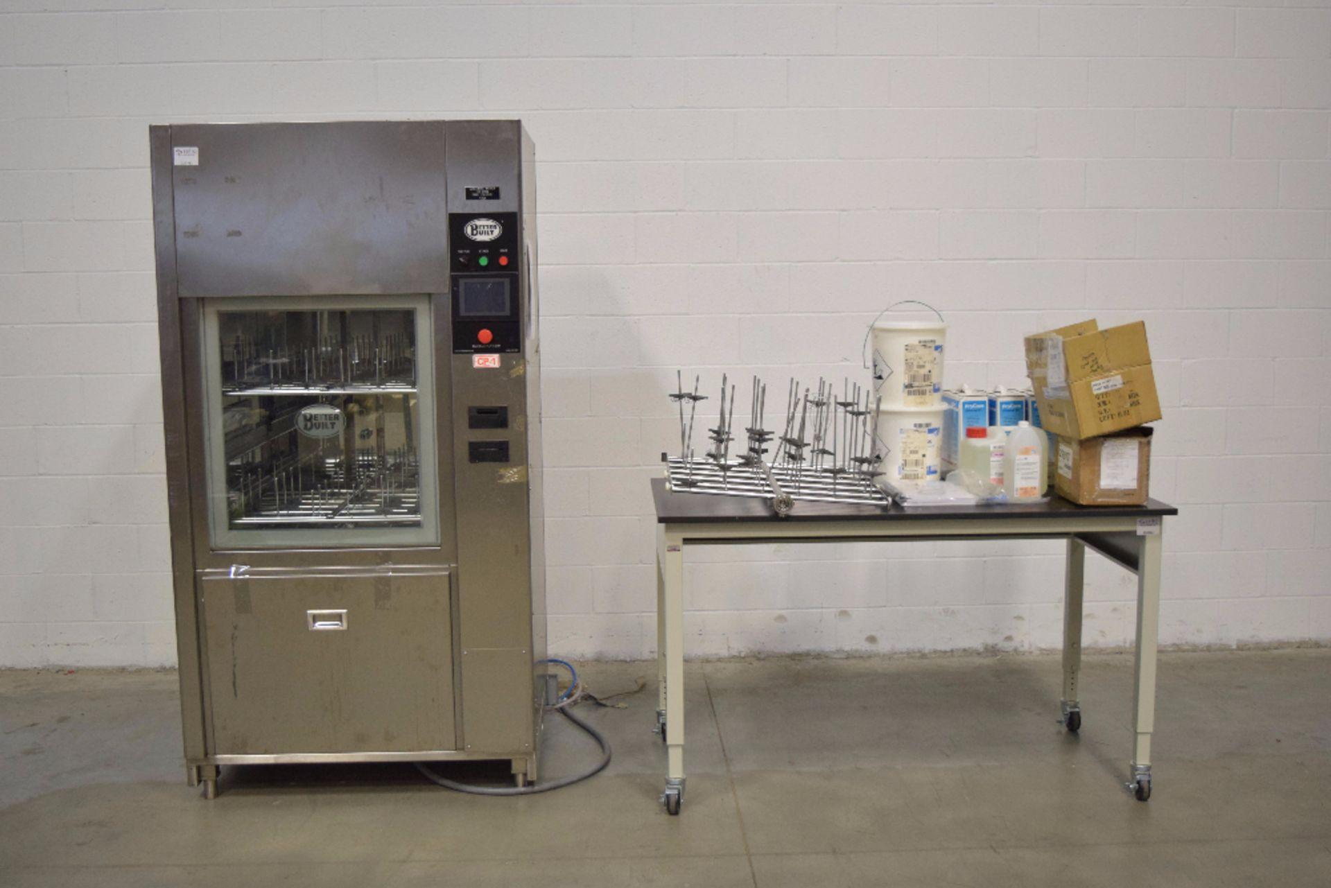 Better Built G403 Multi-Level Glassware Washer
