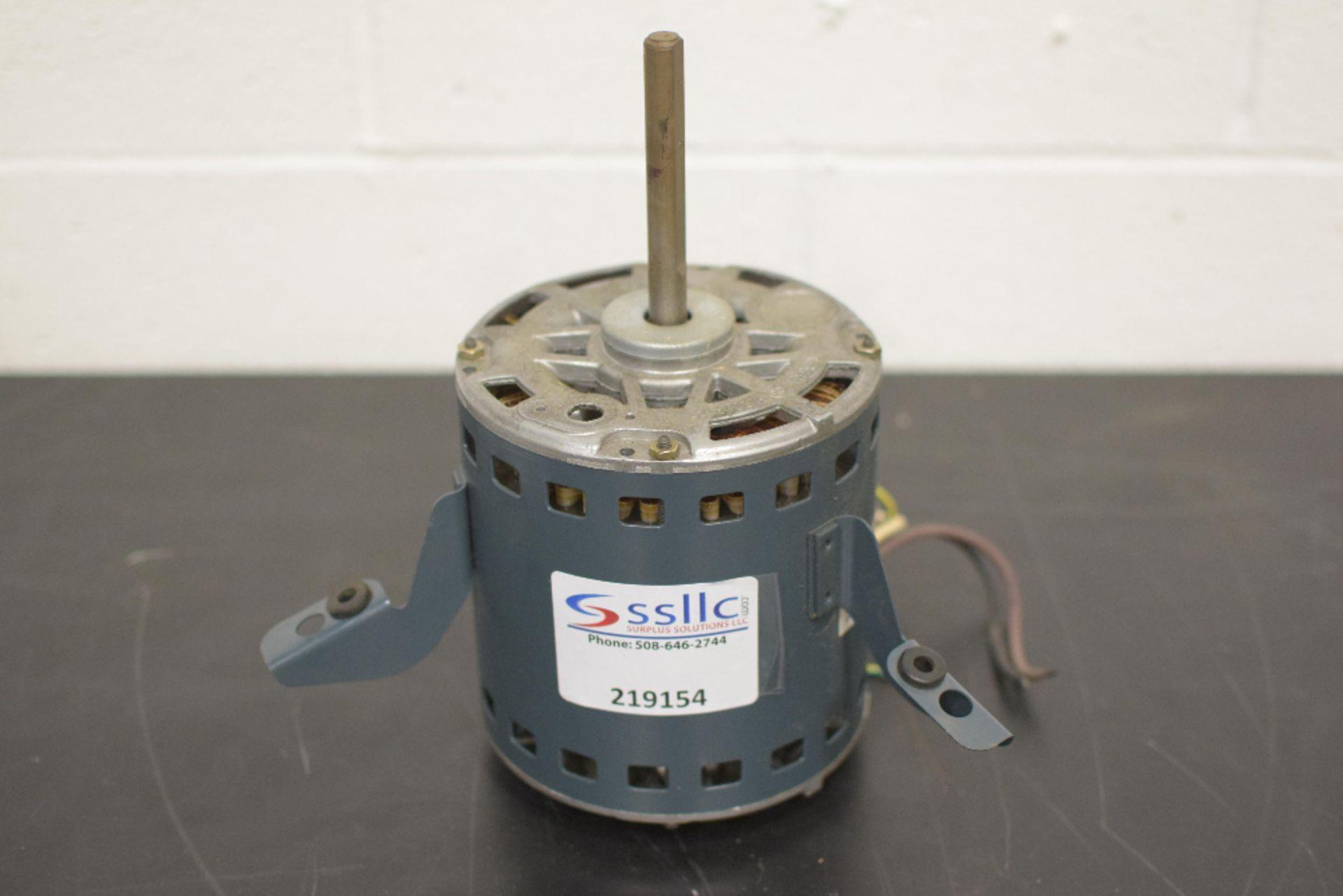 GE Motors Permenant Split Capacitor