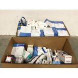 Lot of Miscellaneous Lab Consumables
