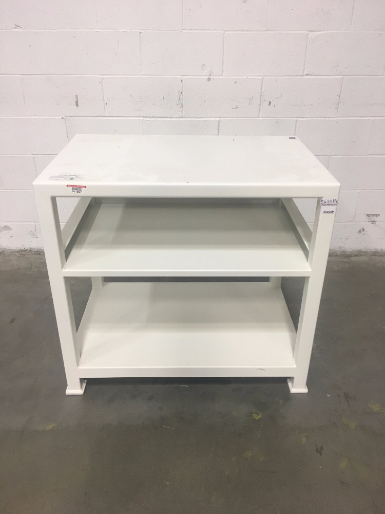 Lot 52 - 3' Stationary Table