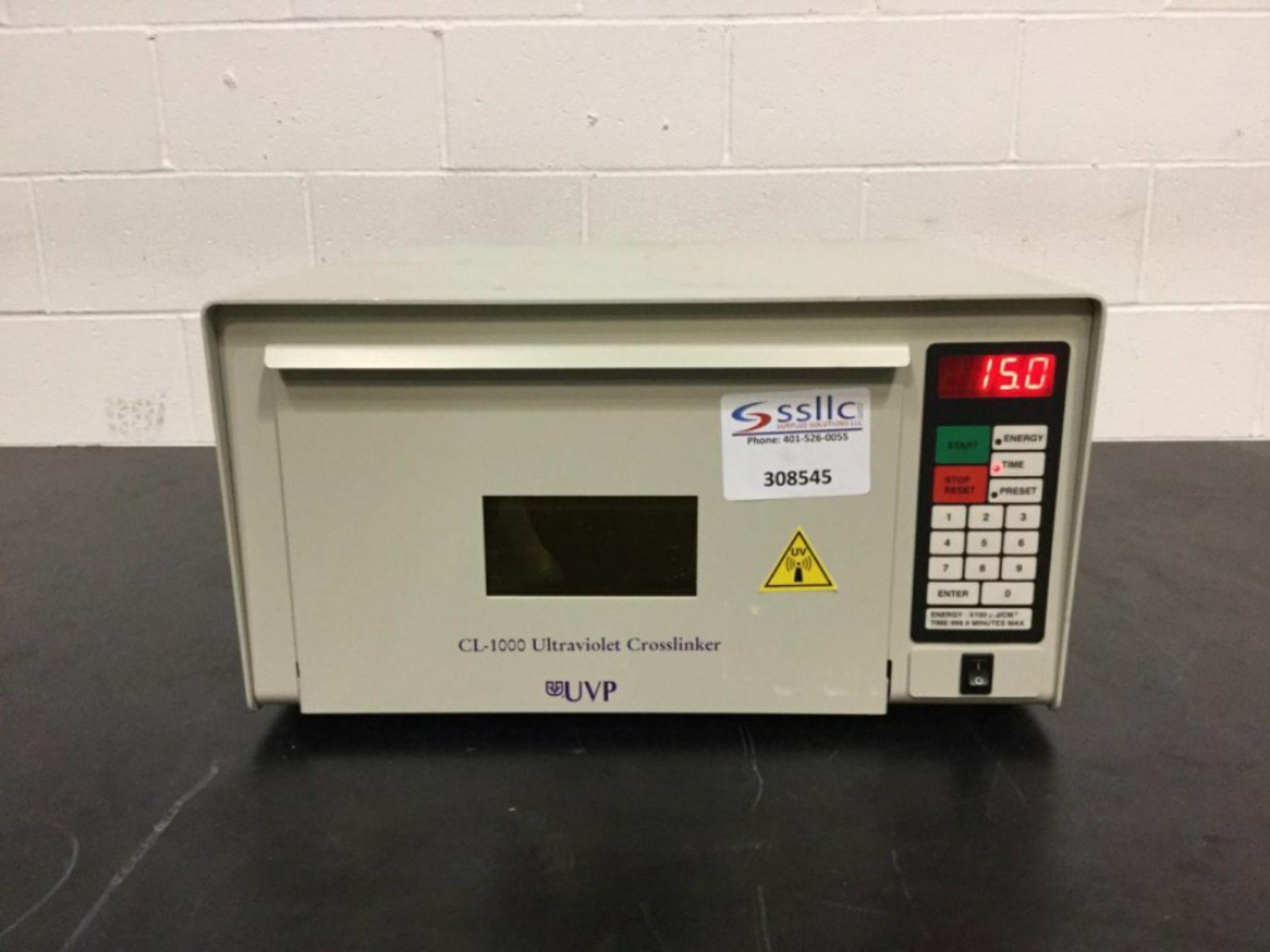 Lot 27 - UVP CL-1000 Ultraviolet Crosslinker