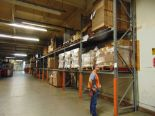 Lot 33 - Sections of Pallet Racking w/ Grading