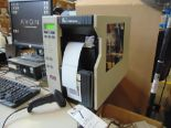 Lot 1 - (Lot) Zebra mod. 110xi III Plus Labeler w/ Symbol