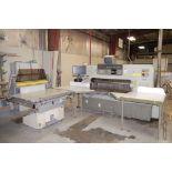 "1988 Polar Mohr Model 155 EMC-MON 61"" Paper Cutting Machine"