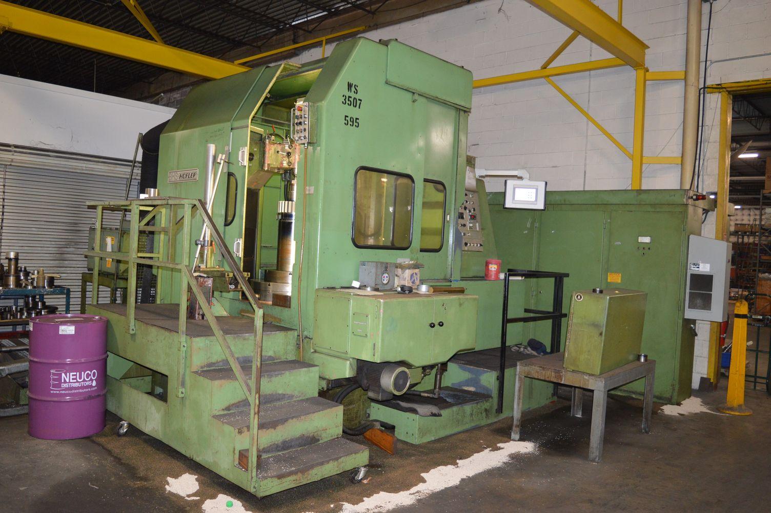 Multishop Metalworking Machinery Auction