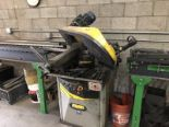Lot 1 - Horizontal Metal Cutting Bandsaw, by FMB Horizontal Metal Cutting Bandsaw, by FMB, Model: Triton,