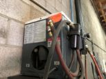 Lot 12 - SPX Deltech Air Dryer, Model: HG10, SN: HG010A1151 System, gas console #078533, M: HPR130XD, SN: