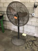 Lot 3 - Lakewood, 3' diameter fan