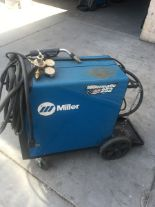 Lot 31c - Welder: Millermatic 252, SN: MC160906N