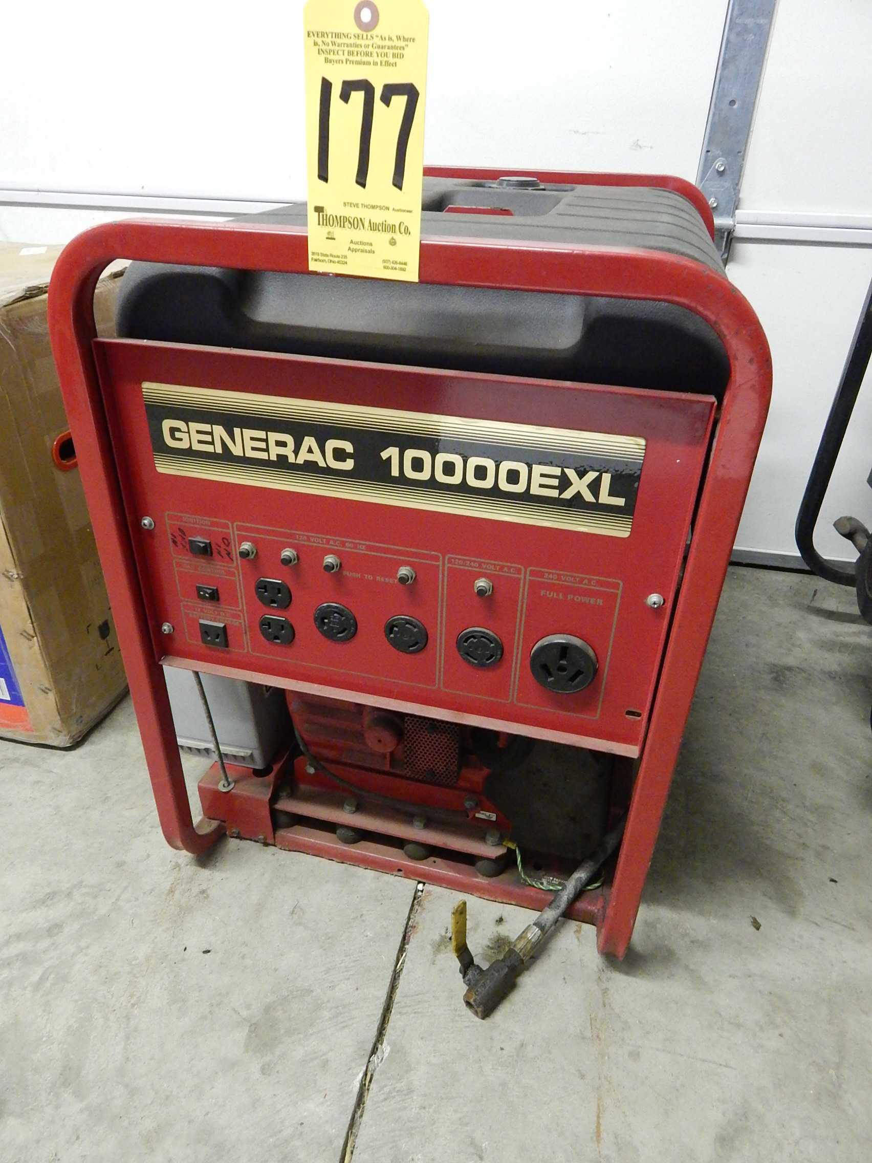 Generac 10000exl doityourself. Com community forums.
