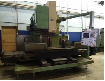 HUGE ON-SITE CNC AND MANUAL MACHINE TOOLS PUBLIC AUCTION