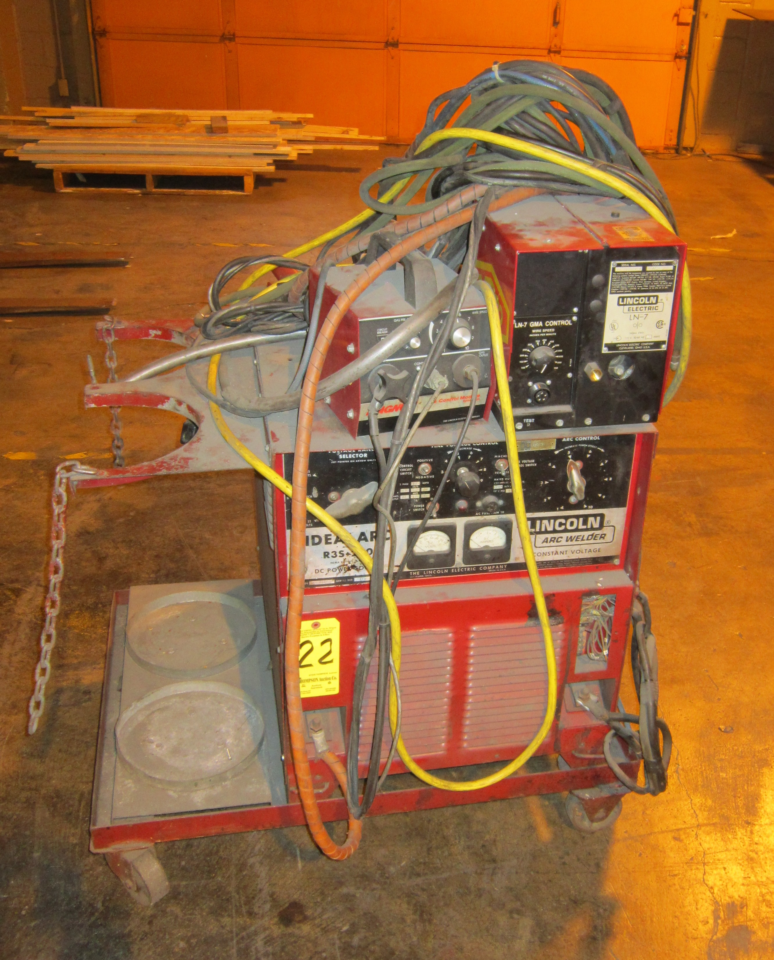 Lincoln Idealarc 250 Wiring Diagram Library Boat Electrical Diagrams 404 Page Not Found Error Ever Model R3s Mig Welder S N Ac89839 Sa 200