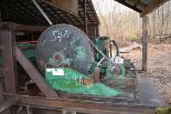 Lot 54A - TYRONE BERRY HYDRAULIC CARRIAGE DRIVE W/ 100 HP MOTOR