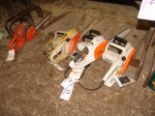 Lot 19 - STIHL MSE220 ELECTRIC CHAIN SAW