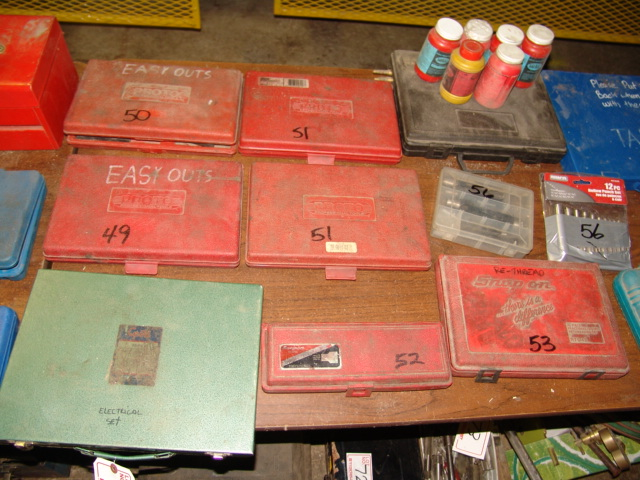 Lot 49 - PROTO EASY OUT SCREW & PIPE EXTRACTOR SET