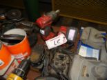 Lot 27 - MILWAUKEE 18V CORDLESS DRILL W/ CHARGER