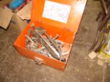 Lot 43 - WESTWARD 10 TON HYDRAULIC PULLER MASTER KIT