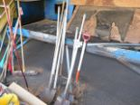 Lot 20 - LOT OF SHOVELS & RAKES
