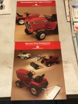 Lot 14 - Cadet Mowers & Special Duty Brochures