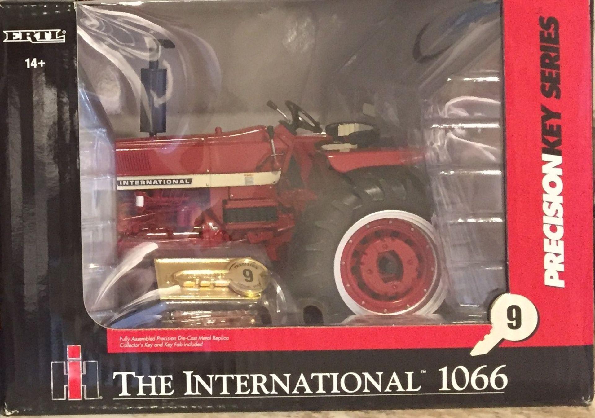 Lot 35 - I-H 1066 Precision Key Series #9 NIB