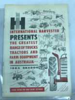 Lot 48 - Australia 1964 Season Brochure