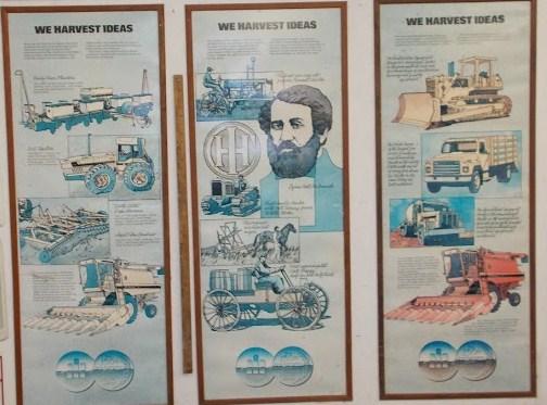 Lot 17 - We Harvest Ideas Banners (paper)