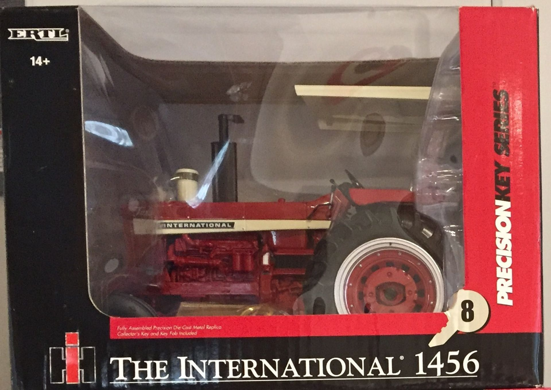 Lot 34 - I-H 1456 Precision Key Series #8 NIB