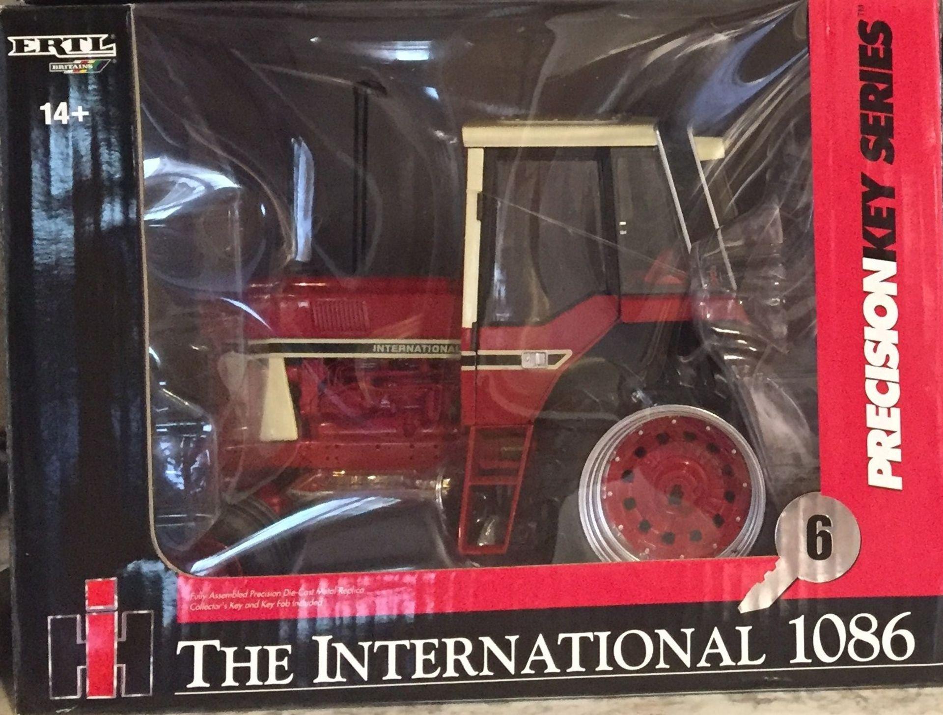 Lot 16 - I-H 1086 Precision Key Series #6 NIB