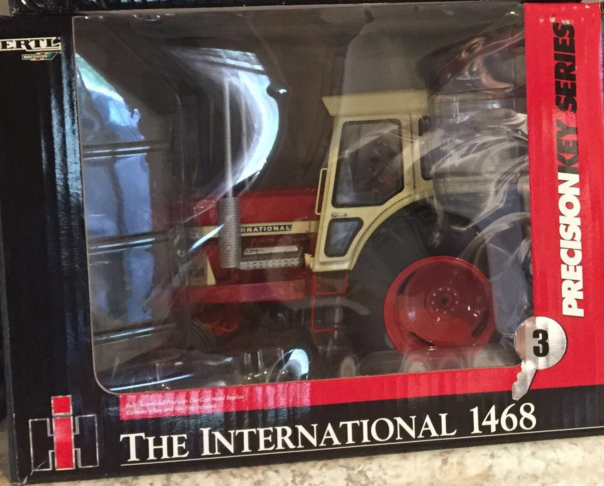 Lot 51 - I-H 1468 Precision Key Series #3 NIB