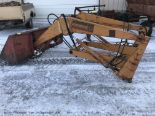 "Lot 58 - Koyker K5 Fast Attachment Hdy Loader w/84"" Bucket & Mounts"