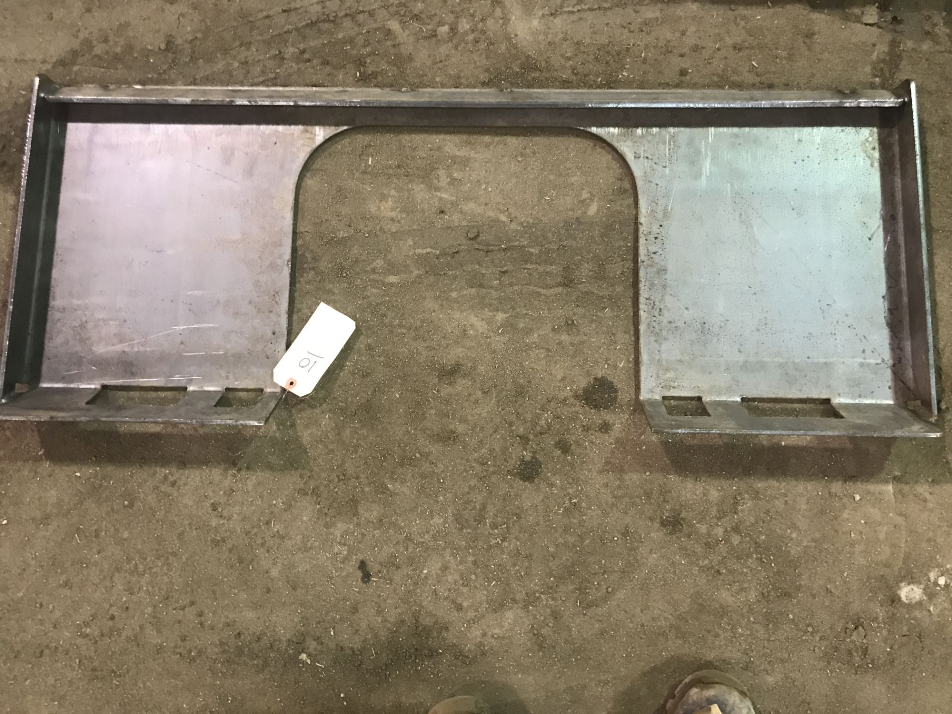 Lot 42 - Brute Universal Quick Tach Plate (new)