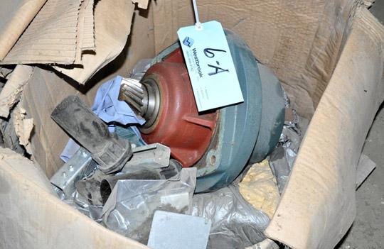 Lot 6A - Lot-(2) Pumps on (1) Pallet
