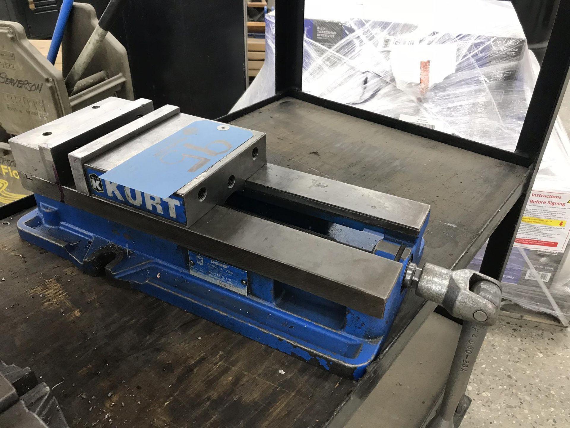 Kurt D688Precision Machine Vise