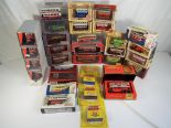 Lot 7 - Corgi, Ledo and Matchbox - thirty one diecast vehicles in original boxes comprising 97941, 97837,